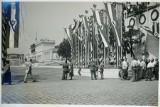 1938 r. Niemieckie święto sportu na ulicach Wrocławia (ZDJĘCIA)