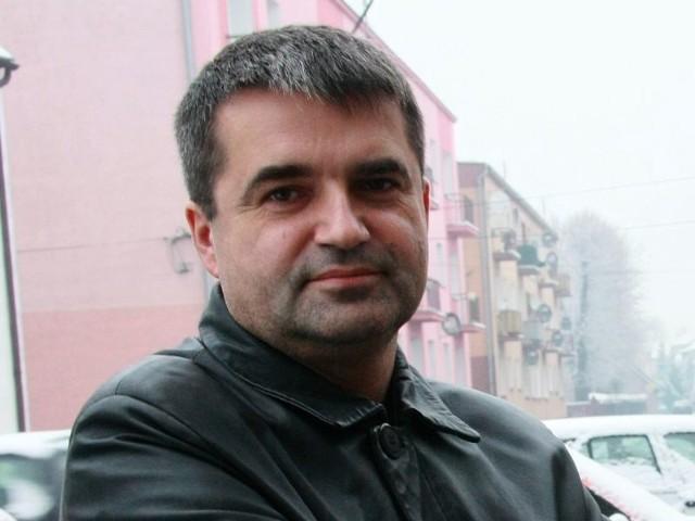 Ferdynand Sańko ma 52 lata, mieszka w Skwierzynie. 1 marca zostanie oficjalnie zastępca wójta Przytocznej.