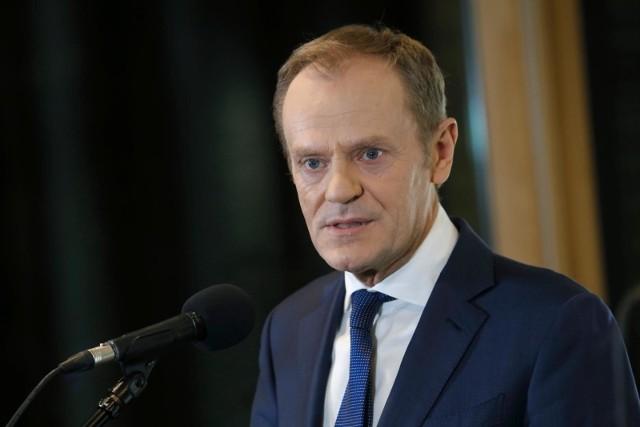 Donald Tusk nie zagłosuje w wyborach 10 maja. Wydał oświadczenie, w którym przekonuje Polaków, że nie powinni iść do urn wyborczych
