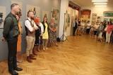 Wystawa malarstwa współczesnego w Muzeum Regionalnym w Brzezinach