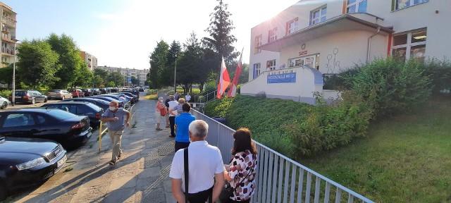 Wybory Prezydenckie w Koszalinie.