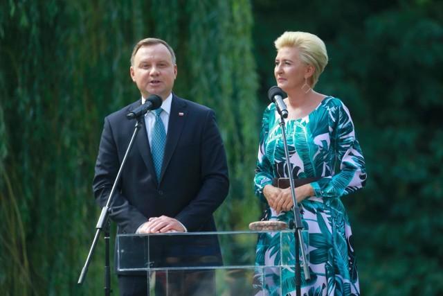 - Szkoda, że nie miała Pani tej świadomości, kiedy Pani mąż przekazał 2 mld zł na TVP zamiast na onkologię- skomentowała Ochojska.