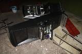 Dwaj mieszkańcy powiatu krapkowickiego podejrzani są o zniszczenie trzech automatów do gier oraz kradzież pieniędzy z jednego z nich
