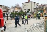 Wybuch gazu w domu w Puławach. Zarząd województwa obiecuje poszkodowanym pomoc