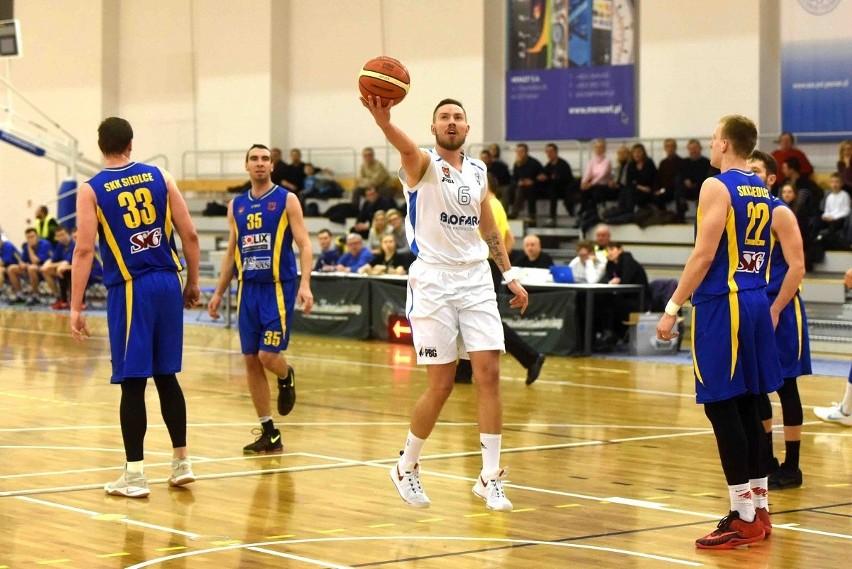 Biofarm Basket Poznań wygrał z SKK Siedlce po dogrywce 93:80