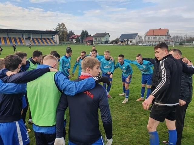 Piłkarze Limanovii zbliżyli się do ligowej czołówki