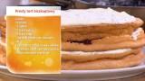 Prosty tort biszkoptowy krok po kroku [WIDEO]