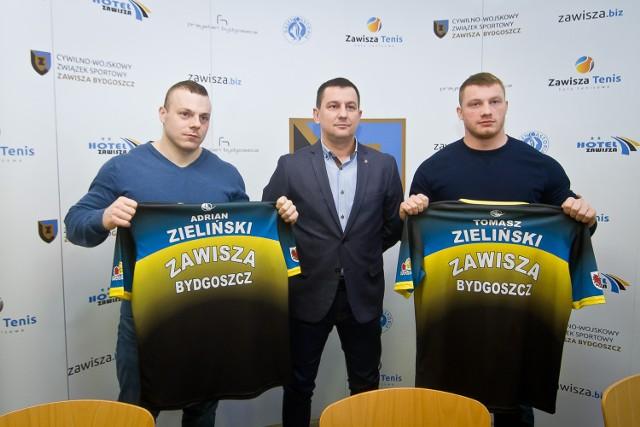 Na dopingu kilka dni wcześniej wpadł też Tomasz Zieliński, brat Adriana.