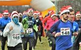 Chrzanów. Charytatywny Cross Świętego Mikołaja, czyli bieg i marsz na 5 kilometrów