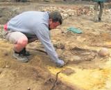 Archeolodzy w Częstochowie odnaleźli kolejne zabytkowe mury