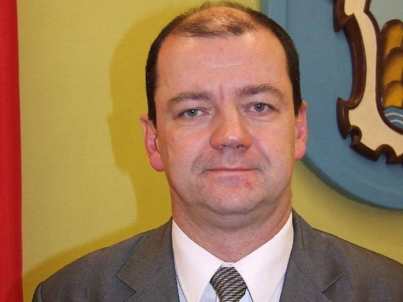 Radny Jacek Kordowski