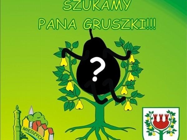 Jak wygląda Pan Gruszka? Mażesz go namalować i wygrać konkurs plastyczny ogłoszony przez międzychodzkie władze.