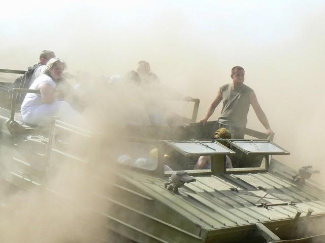 Zlot militariów w Bornem SulinowieDrugi dzien zlotu pojazdów militarnych w Bornem Sulinowie.