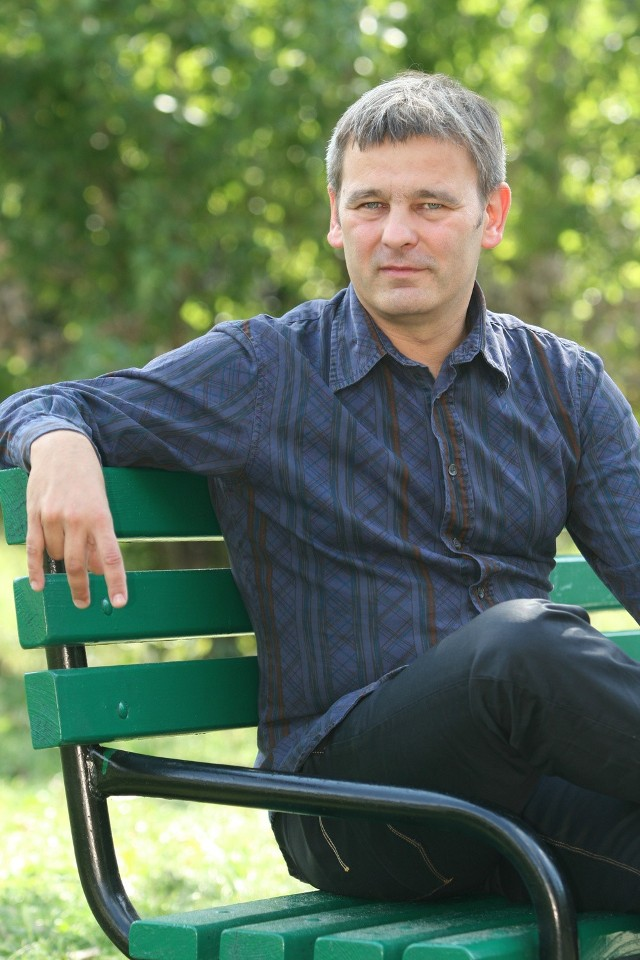 Jacek Grudzień jest szefem i publicystą Łódzkiego Ośrodka Telewizyjnego