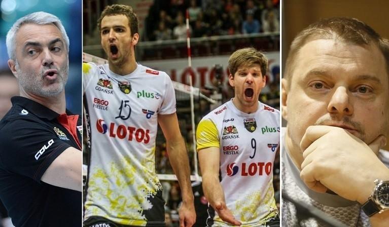 Lotos Trefl Gdańsk - Zenit Kazań: Oni nic nie muszą. To tylko... nagroda