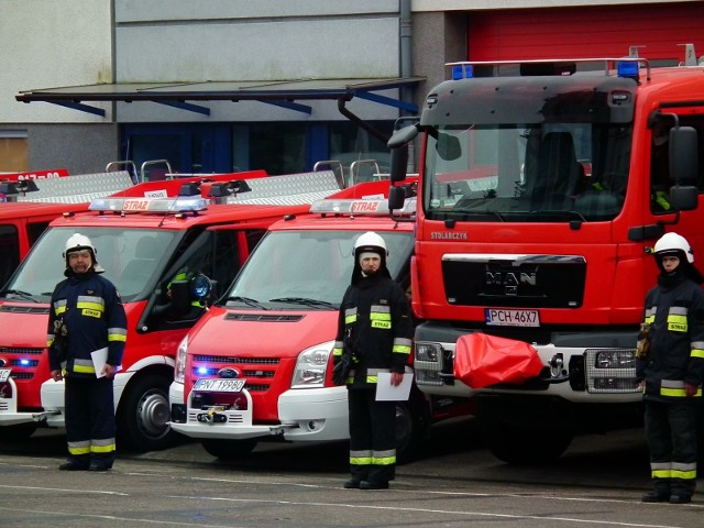 Strażacy z OSP odbiorą promesy dotyczące zakupu samochodów ratowniczo - gaśniczych