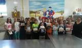 Szkoła w Gąskach zorganizowała dla swoich uczniów półkolonie z atrakcyjnym programem [zdjęcia]