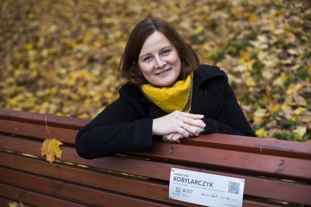 Katarzyna Kobylarczyk, laureatka Nagrody im. Ryszarda Kapuścińskiego