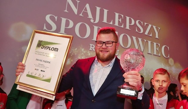 Zwycięzca mógł być tylko jeden - Paweł Fajdek Sportowcem Roku 2017 na Dolnym Śląsku