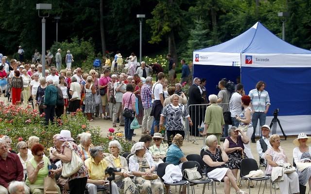 Tradycyjnie od czerwca do sierpnia w Ogrodzie Różanym będzie wiele wydarzeń.