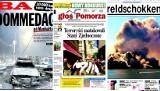 20. rocznica zamachów na World Trade Center. Relacje mediów z całego świata sprzed 20 lat