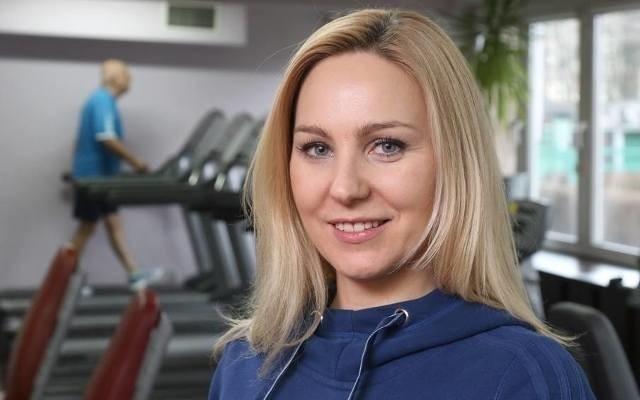 Olga Chaińska, dietetyczka i trenerka, zachęca do robienia przerw w treningach