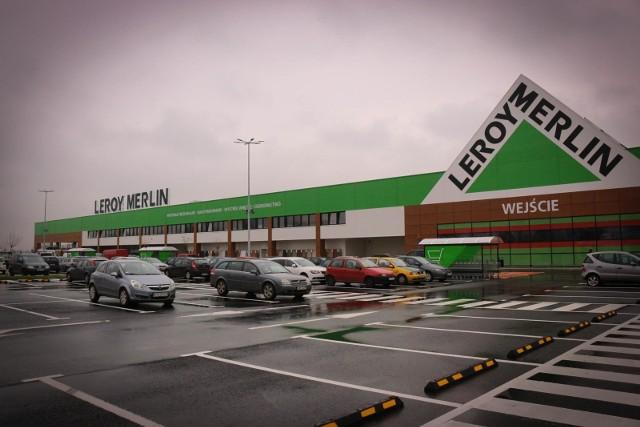 Katowice Leroy Merlin Otwarcie Artykuly Dziennik Zachodni
