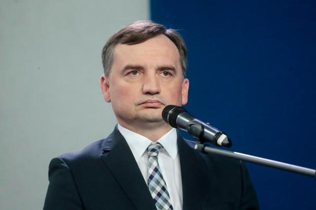 Ziobro: W sprawie budżetu UE zgadzamy się z premierem