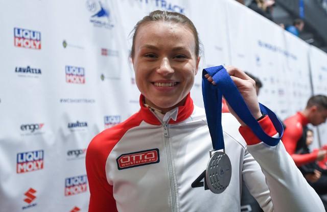 W sobotę w Turynie Natalia Maliszewska zajęła drugie miejsce