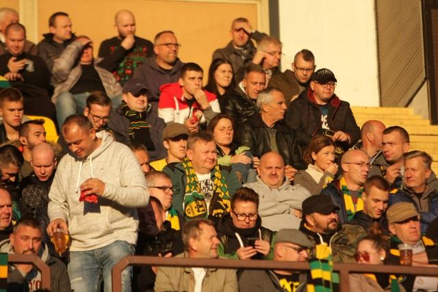 Mecz GKS Katowice – Bruk-Bet Termalica Nieciecza nie wzbudził wielkiego zainteresowania kibiców. Ale, ci, którzy przyszli, z pewnością nie żałowali.