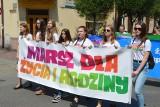 Marsz dla Życia i Rodziny 2018 w Łowiczu [Zdjęcia]