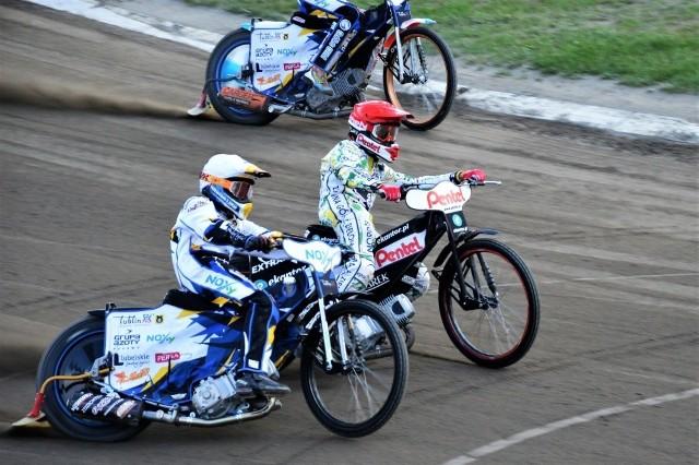 Falubaz pokonał Motor Lublin 50:40.