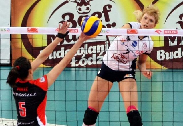 Natalia Nuszel w meczu z Muszynianką zdobyła 20 punktów.