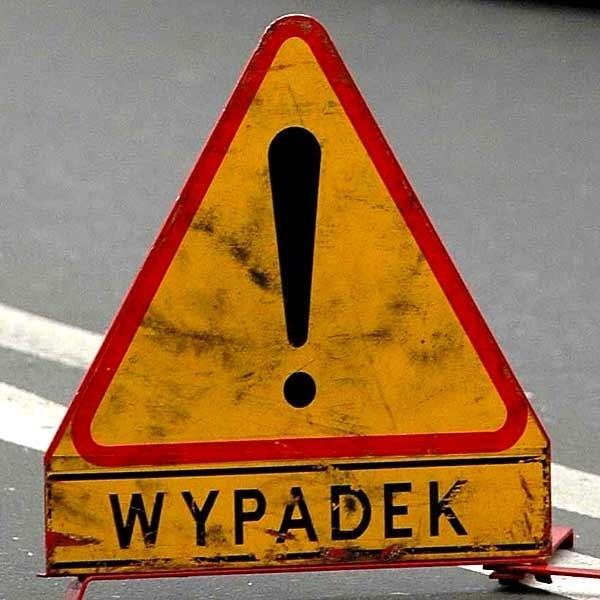 Z ostatniej chwili! Groźny wypadek w Dybawce k. Przemyśla