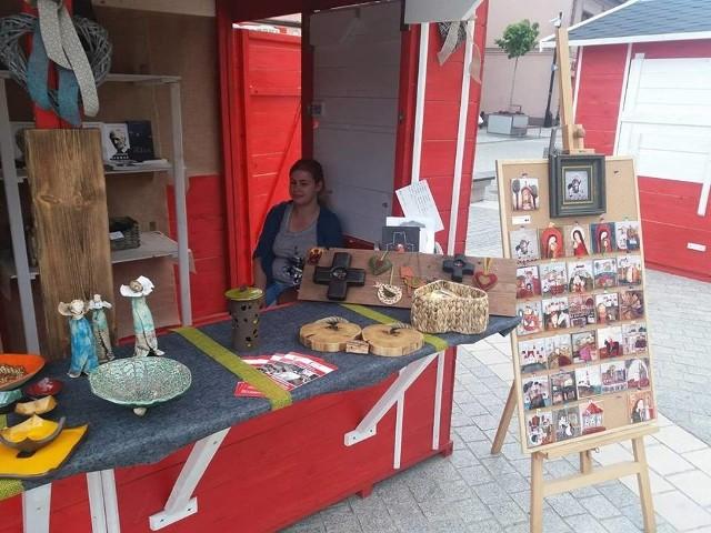 Wspólnota Betlejem ma swój sklepik na rynku w Jaworznie