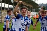 Wisła Puławy awansowała do Centralnej Ligi Juniorów U-17