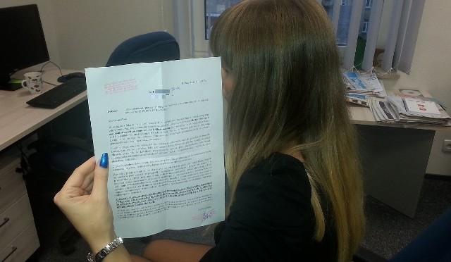 Pani Marta z gminy Chęciny była zszokowana, kiedy otrzymała pismo z informacją, że zaplanowane wcześniej badanie prenatalne nie może zostać wykonane w Centrum DentiFem.