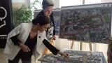 Plan zagospodarowania przestrzennego dawnego imperium Scheiblera na obradach Rady Miasta Łodzi