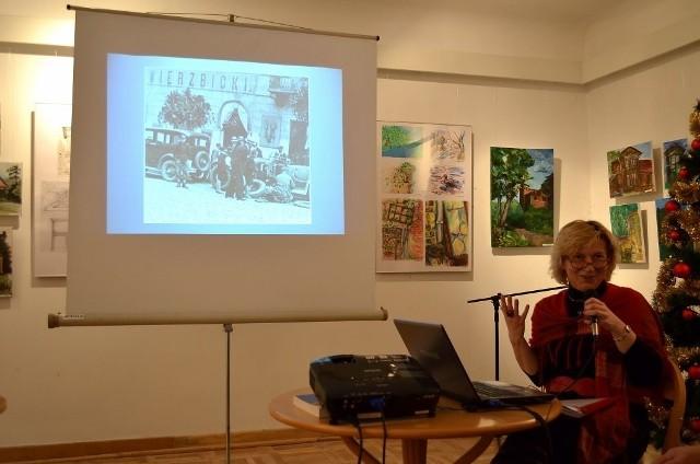 O Stanisławie Wierzbickim mówiła Ewa Kutyła