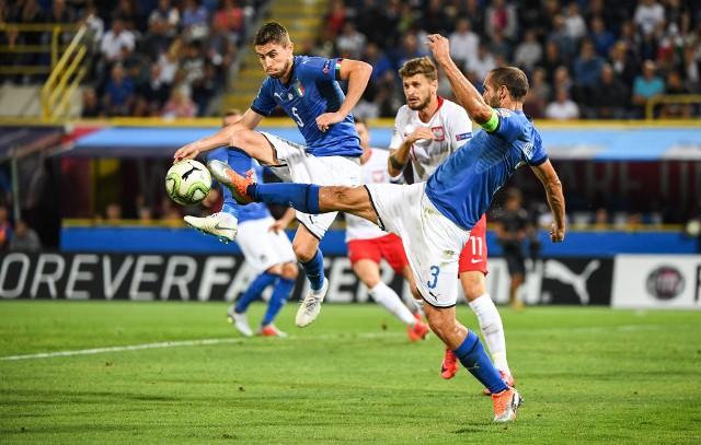 Jorginho i Giorgio Chiellini to filary reprezentacji Włoch. Czy wprowadzą Italię do finału Euro 2020?