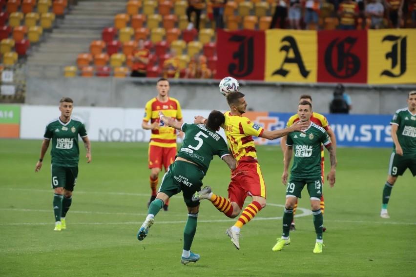 Jagiellonia Białystok - Śląsk Wrocław 2:1 (1:1)