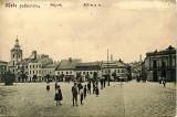 Bielsko-Biała Zobaczcie plac Wojska Polskiego przed II wojną światową! Teraz zmieni się nie do poznania