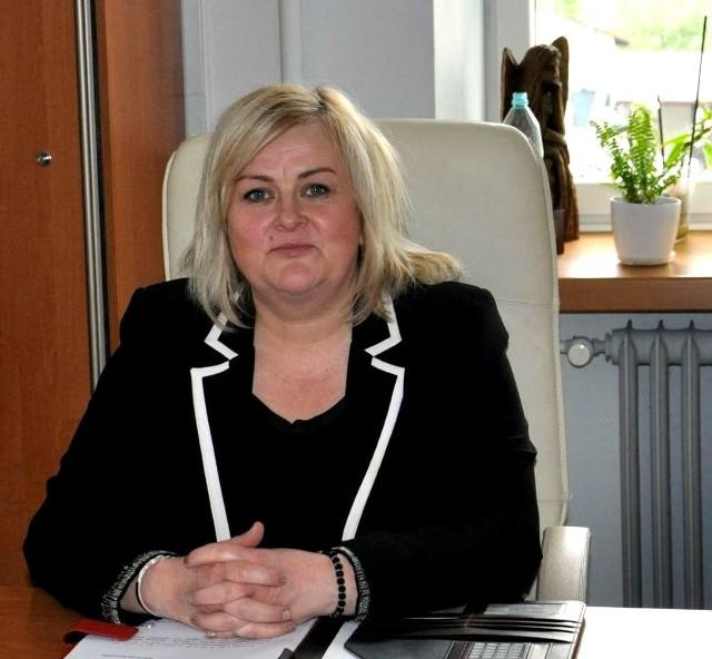 Agnieszka Gabrowska, dyrektor PCPR w Rzeszowie