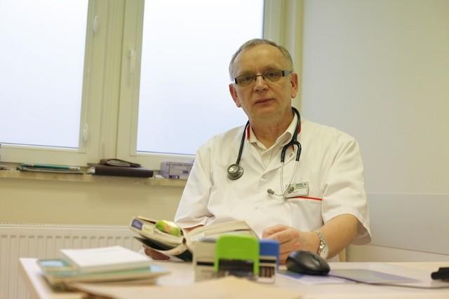 - Taka ankieta nie przejdzie, bo jesteśmy społeczeństwem pruderyjnym - uważa dr Mirosław Małowski z przychodni podstawowej opieki zdrowotnej MSW w Opolu.