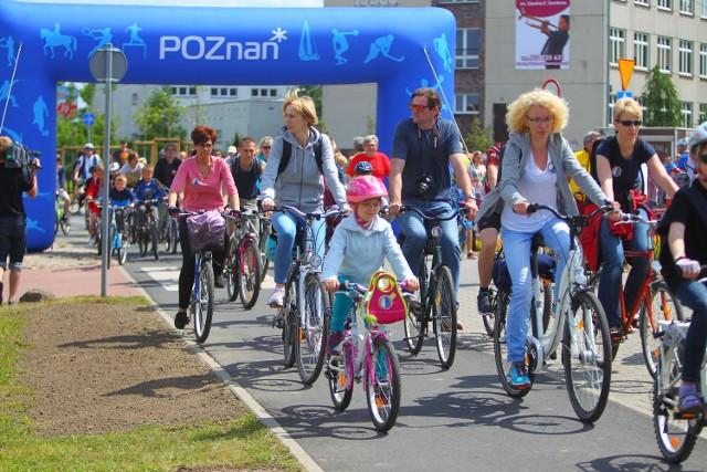 Tradycyjnie sporo projektów do Poznańskiego Budżetu Obywatelskiego 2015 zgłosiło środowisko rowerzystów