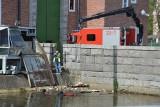 Zwłoki w Odrze. Strażacy wyłowili je w elektrowni [ZDJĘCIA]