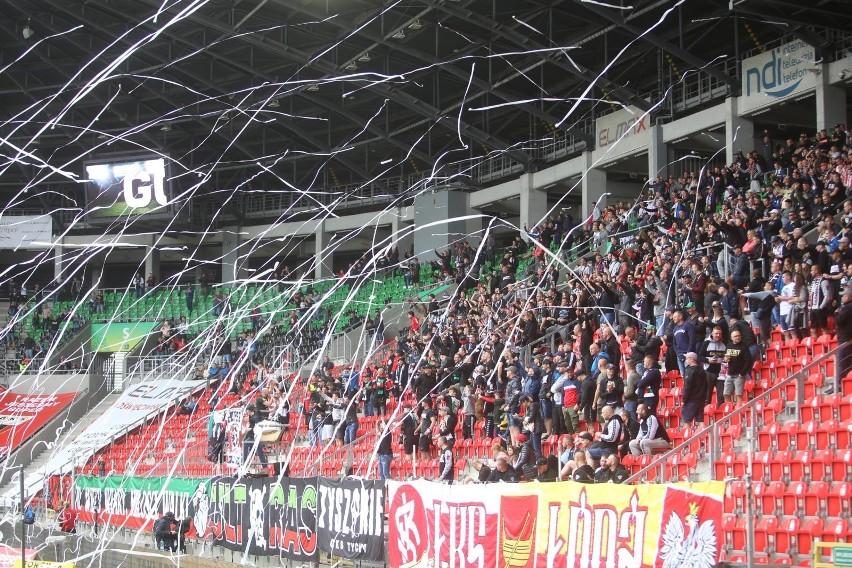 13.06.2021. GKS Tychy - ŁKS Łódź 1:1....