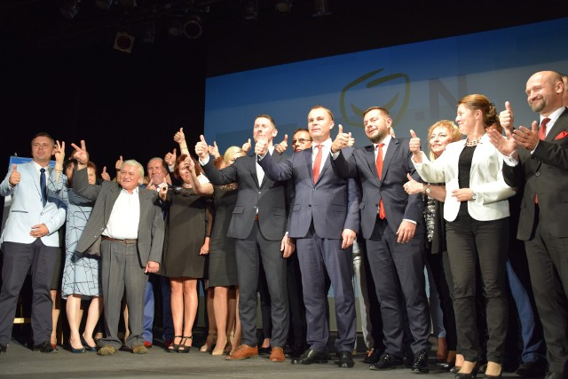 Konwencja wyborcza w CKŚ Zgoda