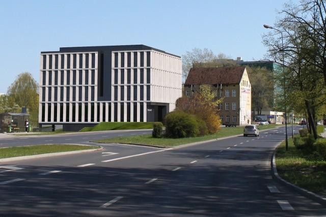 Tak będzie wyglądała nowa centrala zielonogórskiej firmy Streamsoft. Siedzibę zaprojektowała spółka LK Architekci.