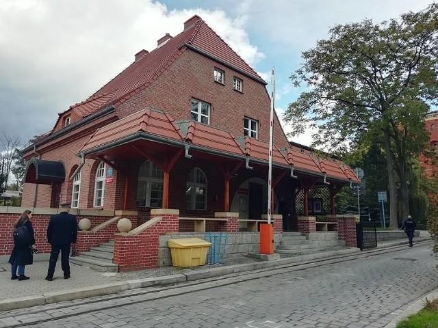 Siedziba wrocławskiej straży miejskiej